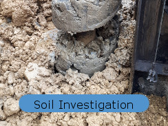 basement construction soil investigation