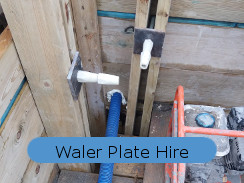 waler plate hire